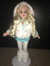 """Effner Little Darling 13� Doll """"Tina� Sculpt Painted By Katie Bowden"""