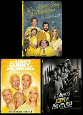 It's Always Sunny in Philadelphia Season 7 + 8 + 9 Series Region 1 New DVD