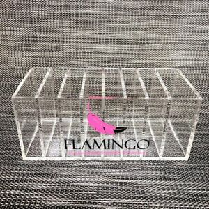 Flamingo™ Lash Acrylic Palette Organizer
