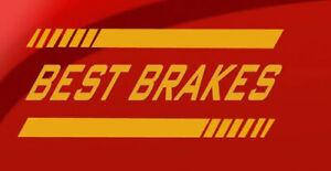 Disc Brake Rotor fits 2015-2017 GMC Sierra 1500 Sierra 1500,Yukon,Yukon XL  BEST
