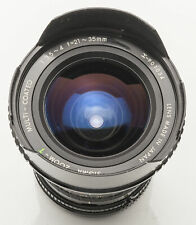 Sigma Zoom 21-35mm multi-coated 21-35 mm 1:3.5-4 3.5-4  Canon FD