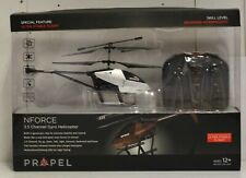 Remote Control Helicopter Drone Propel N-Force Gyro 3.5 Ch- Ideal Christmas Gift