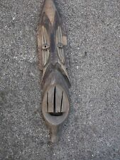 Old African Mask Wood