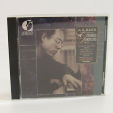 Goldberg Variations J.S. Bach CD Toccata in F Sharp Minor Andrew Rangell Dorian