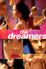 The Dreamers Dvd Eva Green Three Way Relationship Rated R Bertolucci