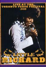 Little Richard - Live at the Toronto Peace Festival 1969 [New DVD]