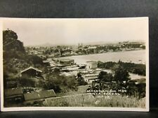 1910-20s Panorama of Mazatlan, SINALOA MEXICO Real Photo PC