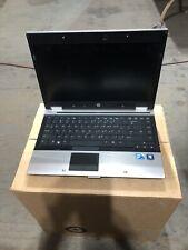 HP ELITEBOOK 8440P LAPTOP INTEL CORE i5 - 4GB RAM **NO HD/ NO CADDIE/ NO OS
