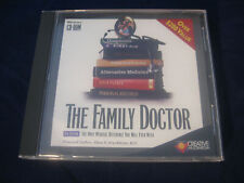 The Family Doctor 4th Edition Medical Reference Windows 95 Computer CD-ROM
