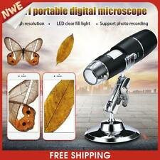 1000x Wifi Digital Microscope Magnifier Camera 8led Withstand For Android Ios