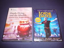 Teaching Co Great Courses DVDs       DEATH DYING and the Afterlife   new + BONUS
