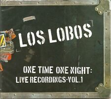 Vol. 1-One Time One Night: Live Recordings - Los Lobos (2015, CD NIEUW)