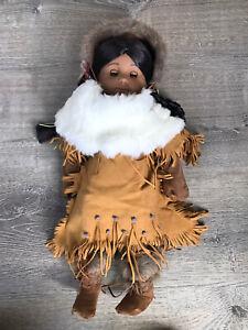 "American Girl Pleasant Company Kaya Historical Native American 18"" Doll"