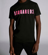 Dsquared2 Mens T-Shirt 100% Cotton Round Neck Short Sleeves Casual Tee Top