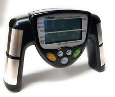 Omron HBF-306C Fat Loss BMI Monitor Tracker - Black