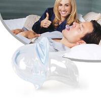 Anti Snoring Tongue Device Silicone Sleep Apnea Aid Stop Snore Sleeve AONE TSD
