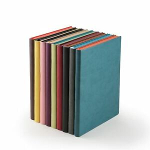 Daycraft Signature A5 / A6 Plain/ Lined Notebooks With Various Coloured Covers