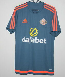 Sunderland England training shirt Adidas Adizero Size M
