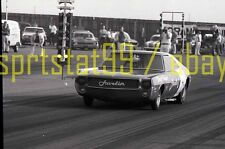 Doug Thorley's AMC Javelin Funny Car @ OCIR - Original 35mm Race Negative