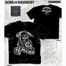 Sons of Anarchy SAMCRO 9 T-Shirt Small