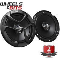 """JVC CS-J620 6.5"""" 2way 300 Watt 43mm Shallow Car Van Truck Door Shelf Speakers"""