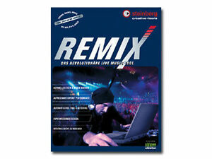 Steinberg Remix  audio sequencer  Real-time music tool  re-sampling