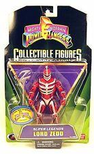 "MIGHTY MORPHIN POWER RANGERS__Super Legends LORD ZEDD 5 "" figure_Limited Edition"