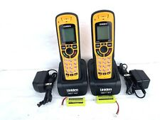 2 Uniden DWX337 DECT 6.0  Waterproof Rugged Accessory Handset FOR WXI3077