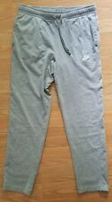 NIKE Fleece Sweatpants Men's Size Medium Heather Gray NWOT