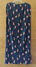 Young Edwardian By Arpeja Dress Shift Sleeveless Size 7 Vintage