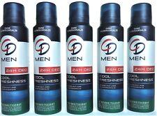 CD Men Deo-Spray kühle Frische 5 x 150 ml