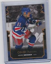 07-08 2007-08 O-PEE-CHEE PREMIER MARK MESSIER GOLD PARALLEL /75 11 OPC RANGERS