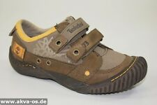 Timberland Crown Point Sneacers Gr 22 Kinder Schuhe Klettverschluss 70847