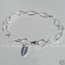 Pastiche Bracelet Sterling Silver, Bead Charm Designer Fashion Jewelry 19cm7.5""