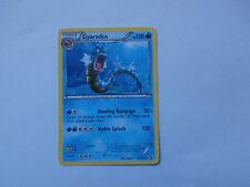 Carte Pokemon Gyarados 130 pv Noir et Blanc Legendary Treasures rare !!!