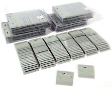 """500 Gray Sterling Silver Hanging Earring Cards 2"""" x 2"""""""