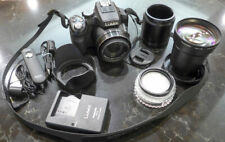 Panasonic Lumix Dmc-Fz200 12.1Mp Digital Camera - Black + Accessories