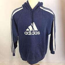 Vintage 90s Grunge Adidas Trashed Distressed Worn Hoody Hoodie Sweatshirt Jacket