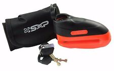 SXP Disc Lock - RED with 10mm Pin