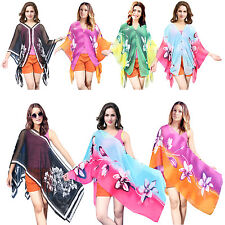 Wholesale Lot of 50 Womens Floral Fashion Wrap Beach Wear Swimsuit Cover Up