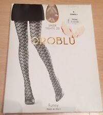 Oroblu Sheer Tights Strumpfhose Funny Größe S Cosmetic 4 *neu* ➿➿➿