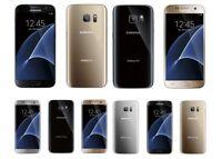 Samsung Galaxy S7 32GB - GSM Unlocked 4G Smartphone - G930 - Black/Gold/Pink