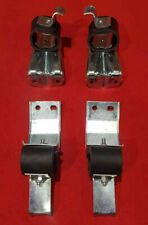 FORD FALCON XY ZD GT TWIN EXHAUST HANGERS SET BRAND NEW SILVER PLATED 351 K CODE