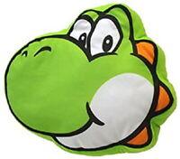 Nintendo Super Mario Bros Plush Cushion San-ei - Yoshi KIDS Comfort XMAS GIFT