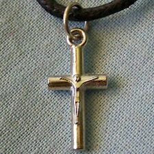 %_  SMALL..CRUCIFIX  ~  NECKLACE_%  ----(GREAT_CHRISTMAS_GIFT)