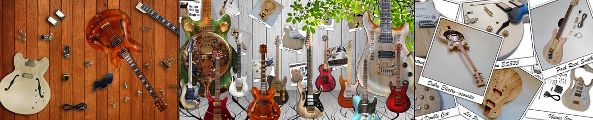 The Guitar Kit Fabric