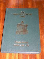 RARE IRISH WOLFHOUND CLUB DOG YEAR BOOK 1997-98-99 BY IRISH WOLFHOUND CLUB