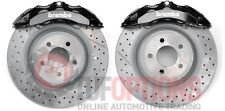 Ford FPV RSPEC Brembo FG 6 Piston FRONT BLACK Caliper & Disc Set (GENUINE)