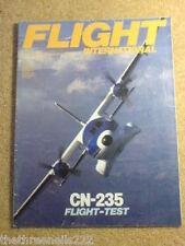 FLIGHT INTERNATIONAL #4100 - CN235 - 13 Feb 1988
