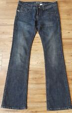 "Great Looking 'Parasuco' Ladies Designer Bootcut Jeans. Size W33"", L35"""